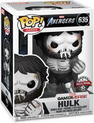 Figura vinilo Avengers - Hulk (Gamerverse) 635