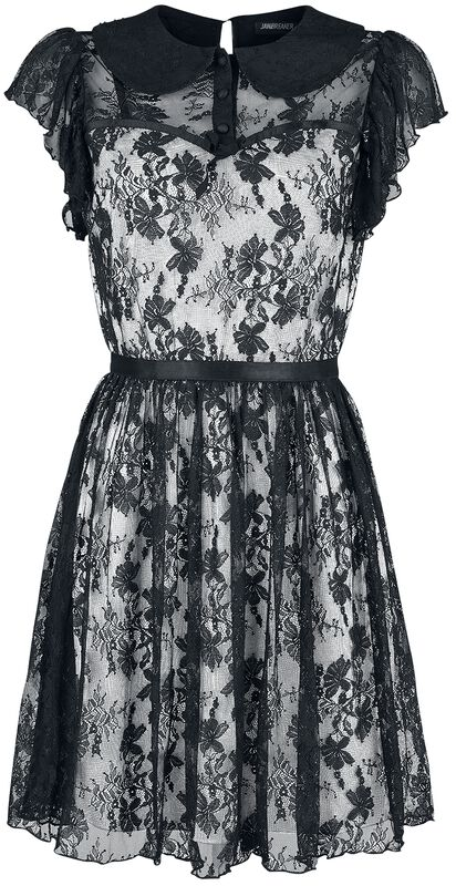Lace Overlay Collar