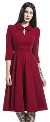 Vestido Glamourous Velvet Tea Dreams