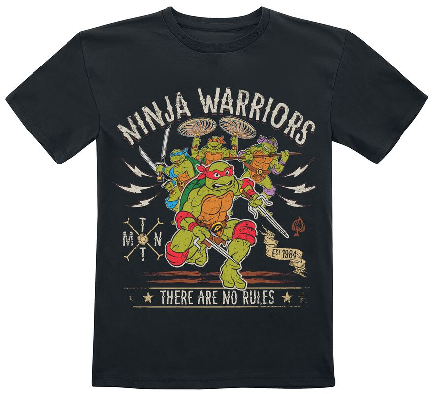 Kids - Ninja Warriors - There Are No Rules