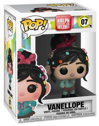 Figura Vinilo 2  Ralph Breaks The Internet - Vanellope 07