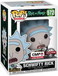 Figura Vinilo Schwifty Rick 572