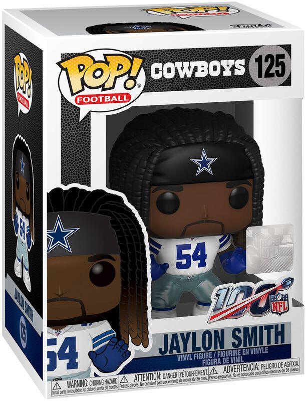 Figura Vinilo Dallas Cowboys - Jaylon Smith 125