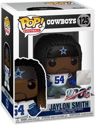 Figura Vinilo Dallas Cowboys - Jaylon Smith 125