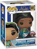 Figura Vinilo Princess Jasmine (Funko Shop Europe) 541