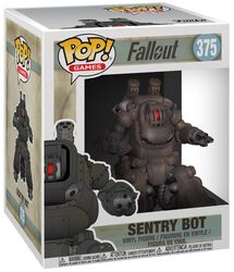 Figura Vinilo Sentry Bot (Oversize) 375