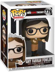 Figura Vinilo Amy Farrah Fowler 779