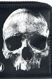 Mini cartera Skull