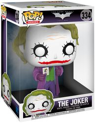 Figura vinilo The Dark Knight - The Joker (Life Size) 334