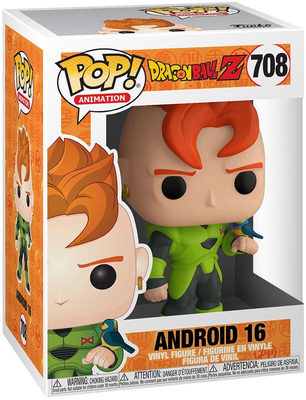 Figura Vinilo Z - Android 16 708