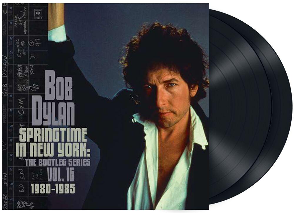Springtime in New York: The bootleg series Vol. 16 | Bon Dylan LP | EMP