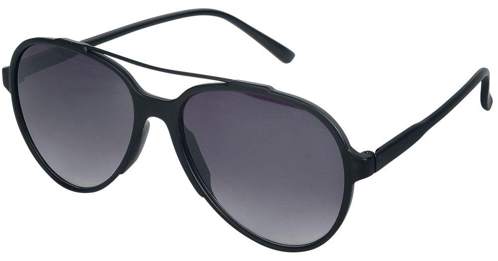 Gafas de Sol tipo Aviador Black Matte