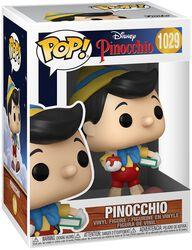 Figura vinilo 80th Anniversary - Pinocchio 1029