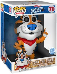 Kellogg's Figura Vinilo Frosted Flakes - Tony the Tiger (Funko Shop Europe) (Life Size) 70