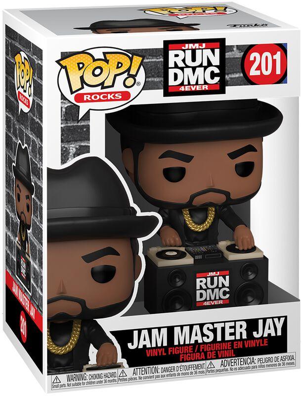 Jam Master Jay Rocks Vinyl Figur 201