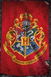 Bandera de Hogwarts
