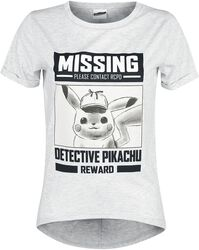 Detective Pikachu - Missing