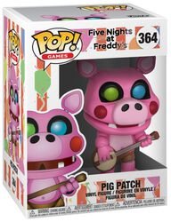 Figura Vinilo Pig Patch 364