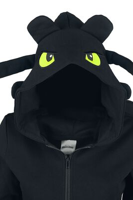 Toothless - Cosplay