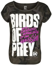 Birds Of Prey Logo