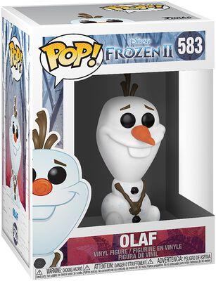 Figura Vinilo Olaf 583