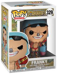 Figura Vinilo Franky 329