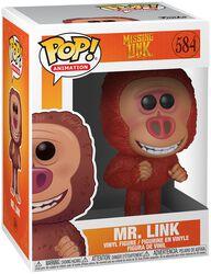 Figura Vinilo Mr. Link 584