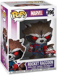 Rocket Raccoon 396