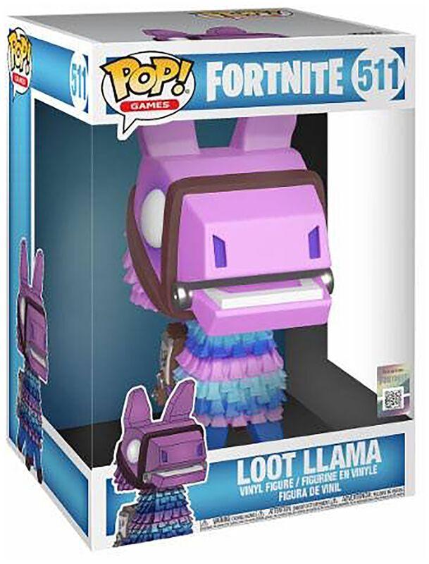 Figura vinilo Loot Llama 10 Super Size 511