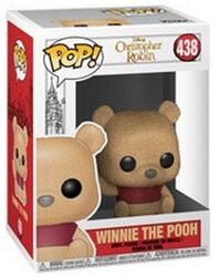 Figura Vinilo Winnie the Pooh 438
