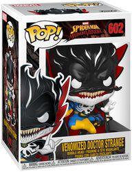 Figura Vinilo Maximum Venom - Venomized Doctor Strange 602