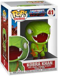 Figura vinilo Kobra Khan 41