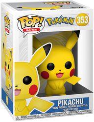 Figura vinilo Pikachu 353