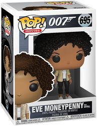 Figura Vinilo Eve Moneypenny (from Skyfall) 695