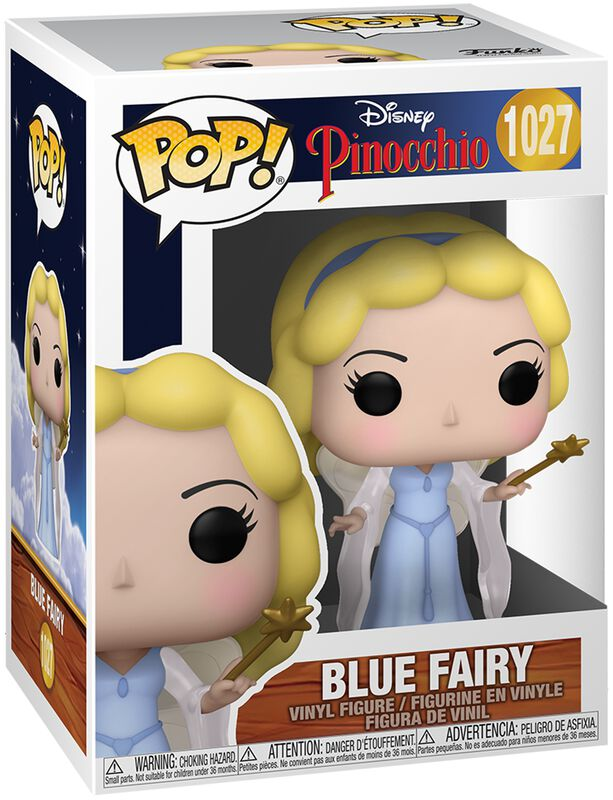 Figura vinilo 80th Anniversary - BlueFairy (posible Chase) 1027