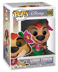 Figura Vinilo Luau Timon 500