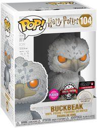 Figura Vinilo Buckbeak (Flocked) 104