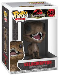 Figura Vinilo Velociraptor 549