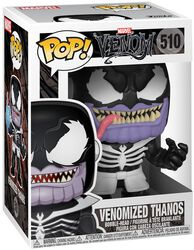 Figura Vinilo Venomized Thanos 510