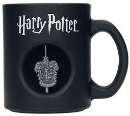 Gryffindor - Mug con Spinner
