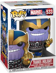 Figura Vinilo Thanos (Holiday) 533