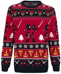 Wish You A Deadpool Christmas