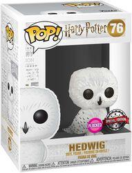 Hedwig (Flocked) - Figura Vinilo 76