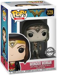 Figura Vinilo Wonder Woman 229