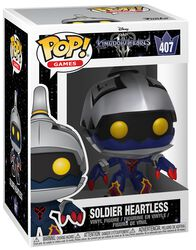 Figura Vinilo 3 - Soldier Heartless 407