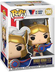 Figura vinilo 80th Anniversary - Wonder Woman Challenge Of The Gods 390