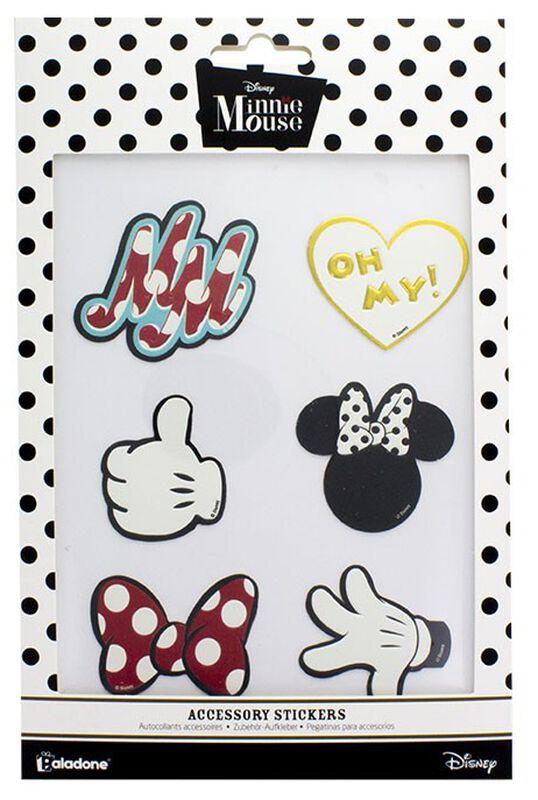 Pegatinas - Minnie Mouse
