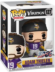 Figura Vinilo Minnesota Vikings - Adam Thielen 127