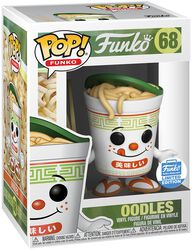 Fantastik Plastik Figura Vinilo Oodles (Funko Shop Europe) 68