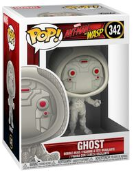 Figura Vinilo Ant-Man and The Wasp - Ghost 342